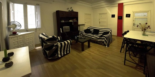 Alquiler piso de tres dormitorios zona Ríos Rosa – Madrid