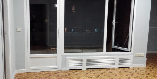 Alquiler piso exterior en Chamartín – Madrid