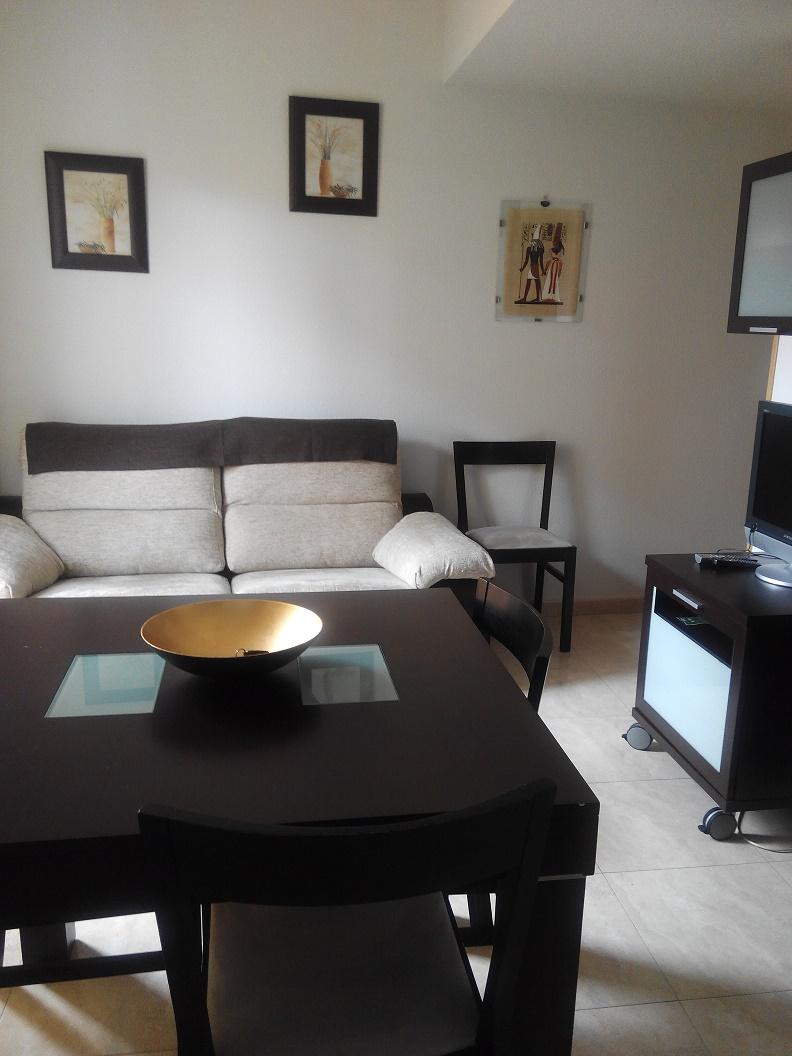 Alquiler piso de 2 dormitorios amueblado en Madrid