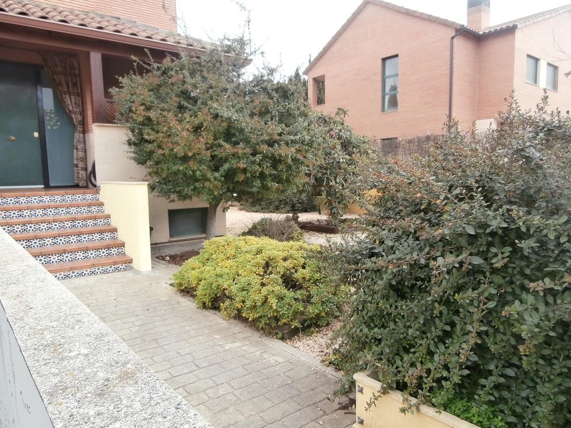 Chalet Pareado en el Real Cortijo de San Isidro – Aranjuez