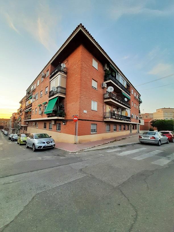 Piso en 1ª planta sin ascensor en Nuevo Aranjuez (Madrid)