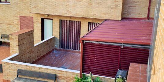 Apartamento en Ciempozuelos con patio