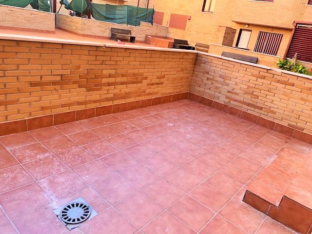 Apartamento con patio privativo en Ciempozuelos (Madrid)