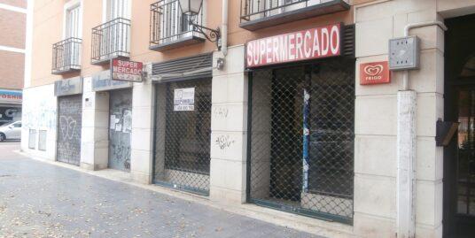 Alquiler Local en C. Florida – Aranjuez (Madrid)