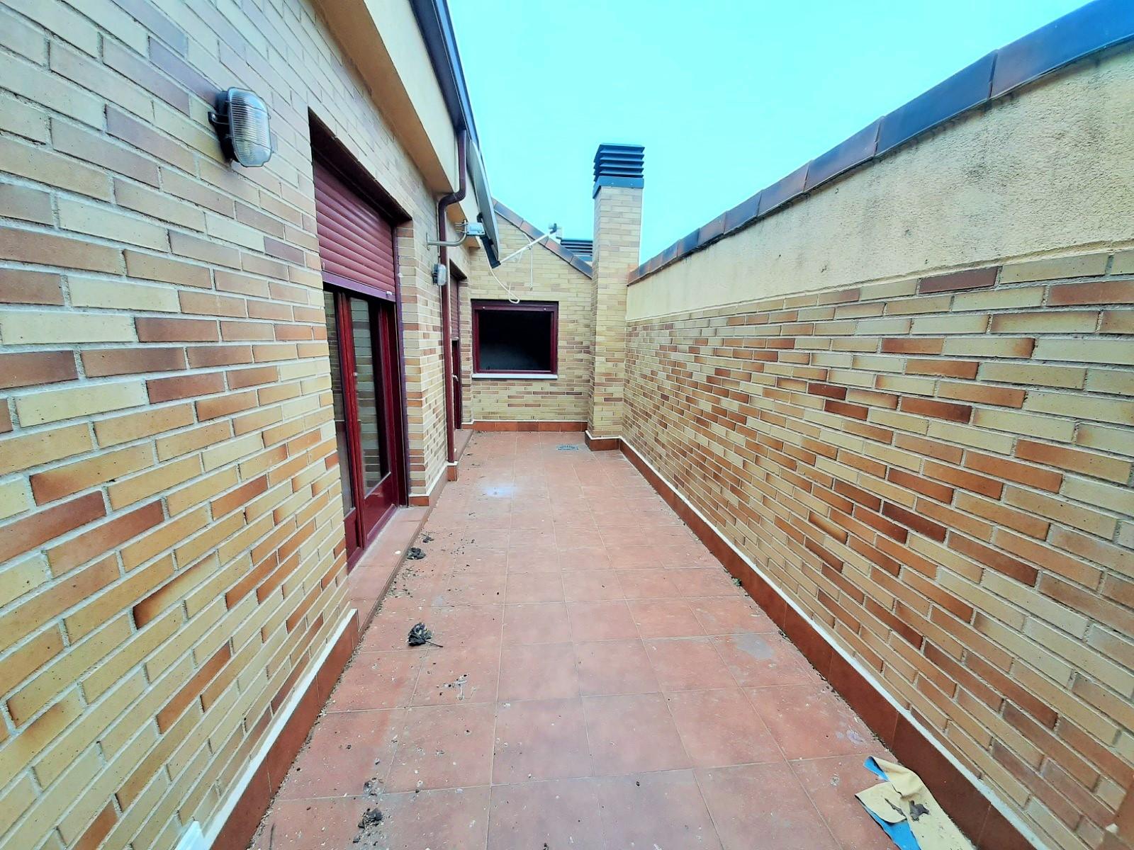 Apartamento con terraza en Ciempozuelos